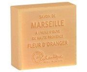 Lothantique Savon de Marseille - Fleur d'Oranger