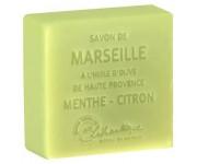 Lothantique Savon de Marseille - Menthe-Citron