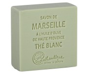 Lothantique Savon de Marseille - Thé Blanc